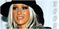 Christina Aguilera ~ Awards 2002