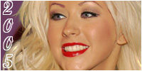 Christina Aguilera ~ Awards 2005